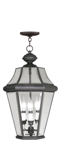 Georgetown Outdoor Pendant Bronze