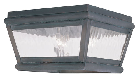 Exeter Ceiling Light Charcoal
