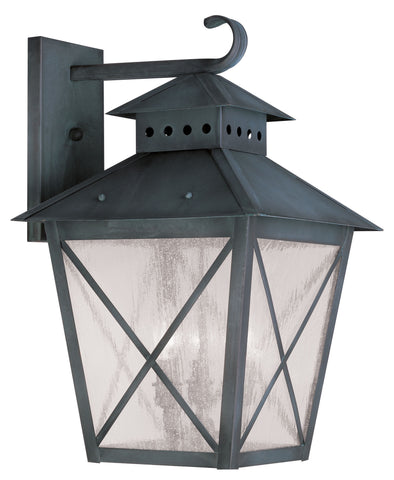 Montgomery Wall Light Charcoal