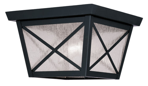 Montgomery Ceiling Light Black