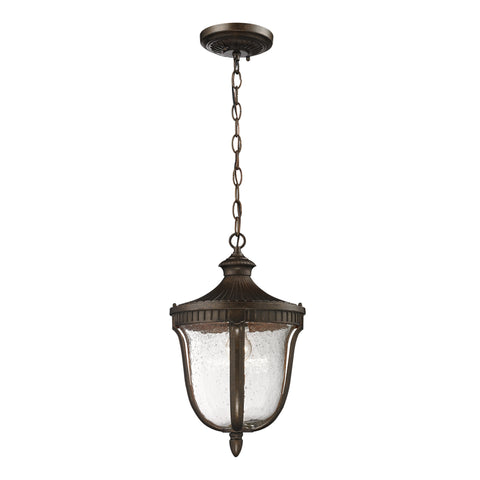 27002/1 Worthington Outdoor Pendant