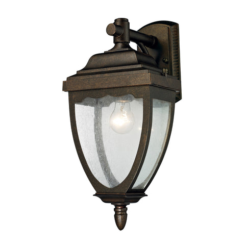27010/1 Brantley Place Collection Outdoor Wall Light