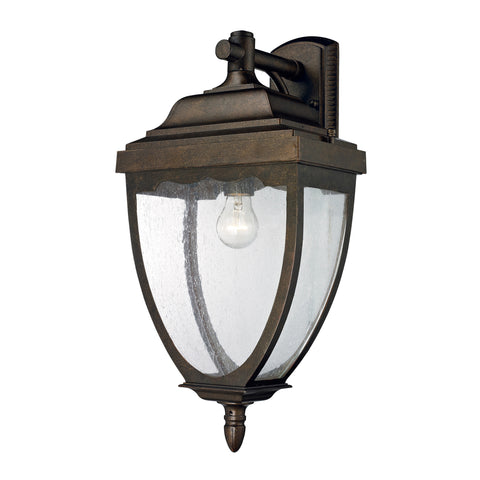 27011/1 Brantley Place Collection Outdoor Wall Light