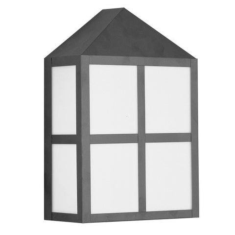 Outdoor Basics Wall Light Black