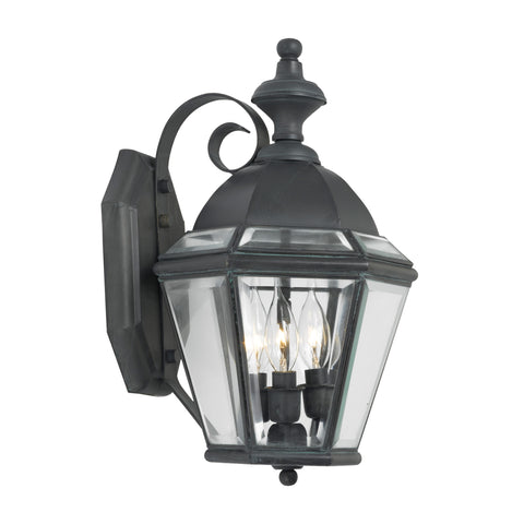Artistic 3091-C Outdoor Wall Lantern Newington