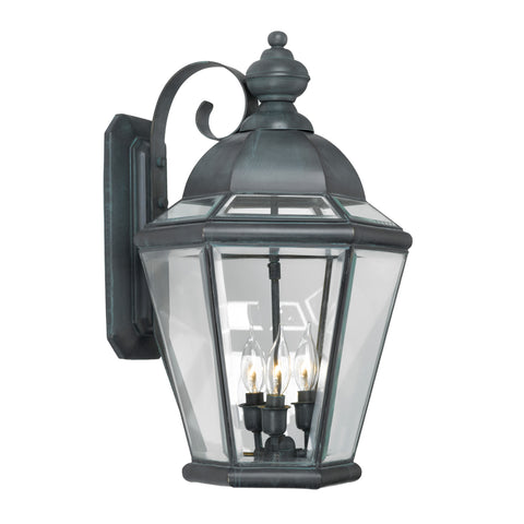 Artistic 3092-C Outdoor Wall Lantern Newington