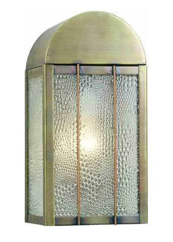 "6""W Copper Bars Wall Sconce"
