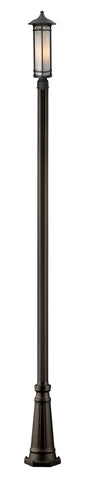 530PHM-519P-ORB Woodland Outdoor Post Light