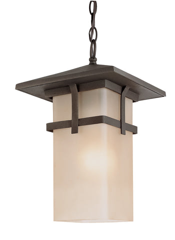 "40016 AR Mission Creek 17"" Hanging Lantern"