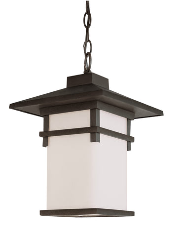 "40026 BK Mission Creek II 15"" Hanging Lantern"