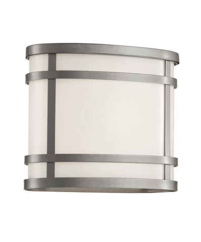 "40201 SL Cityscape Oval 8"" Patio Light"