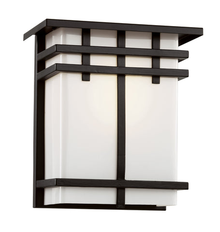 "40202 BK Cityscape Square 9"" Patio Light"