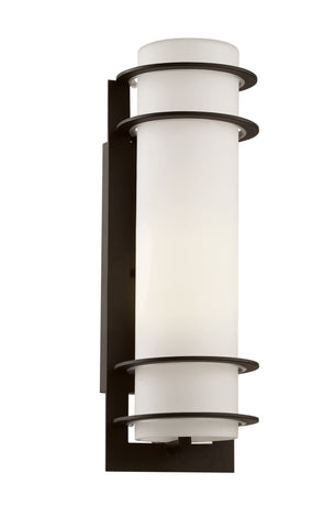 "40205 BK Cityscape Torch 16"" Patio Light"