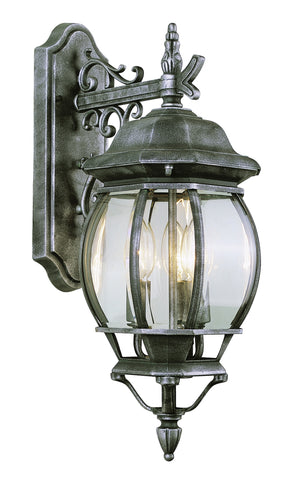 "4054 SWI Rochelle 25"" Outdoor Wall Light In Iron"