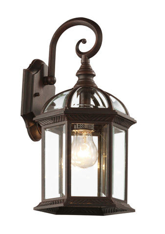 "4181 RT Botanica 15 3/4"" Outdoor Coach Lantern"