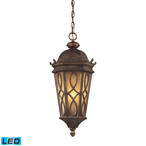 42003/3-LED Burlington 3 Light Outdoor Pendant