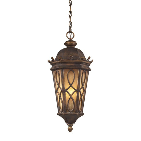42003/3 Burlington 3 Light Outdoor Pendant