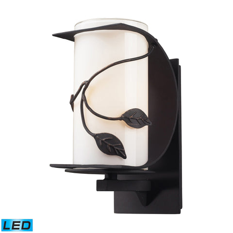 42070/1-LED Hedera Outdoor Wall Sconce
