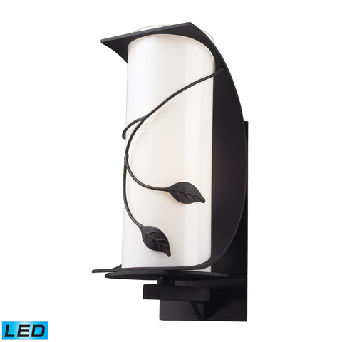 42071/1-LED Hedera Outdoor Wall Sconce