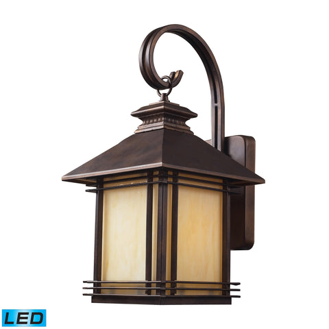 42101/1-LED Blackwell Outdoor Wall Light