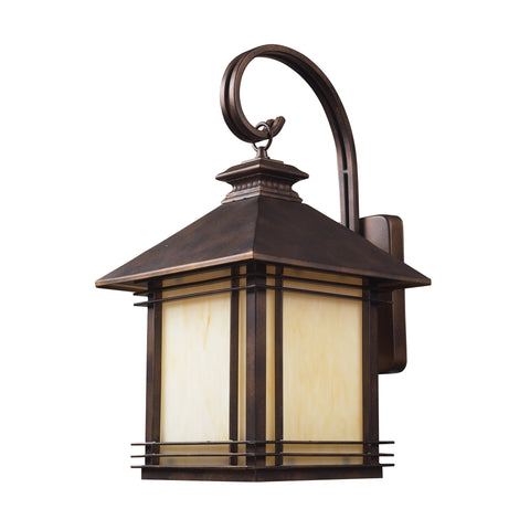 42102/1 Blackwell Series Outdoor Wall Light