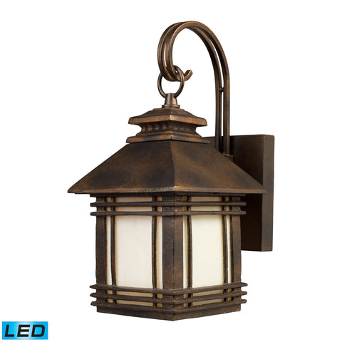 42105/1-LED Blackwell Outdoor Wall Light