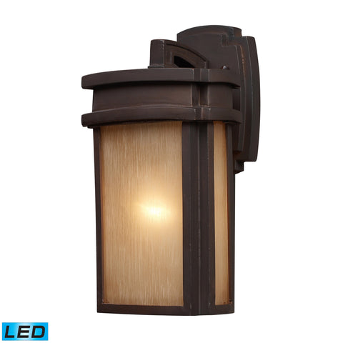 42140/1-LED Sedona Outdoor Wall Light