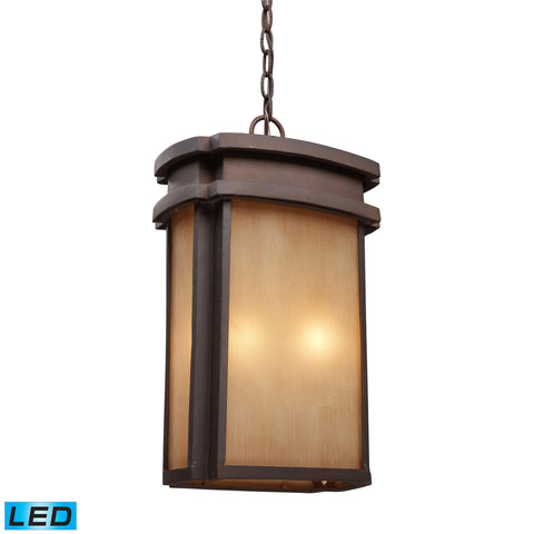 42143/2-LED Sedona Outdoor Pendant