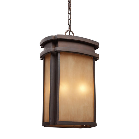 42143/2 Sedona Collection Outdoor Pendant