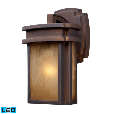42146/1-LED Sedona Outdoor Wall Light