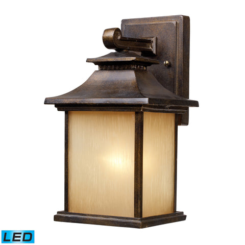 42180/1-LED San Gabriel Outdoor Wall Light