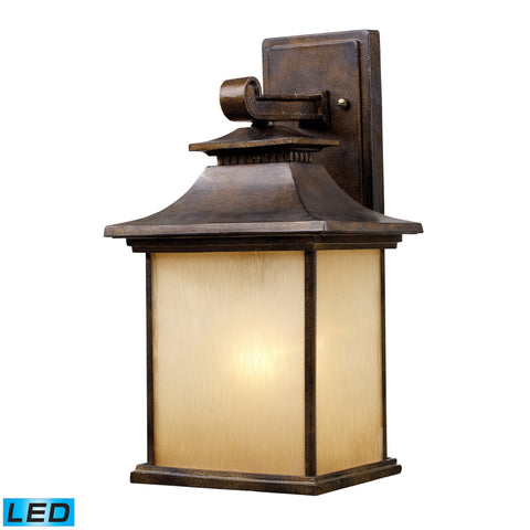 42181/1-LED San Gabriel Outdoor Wall Light