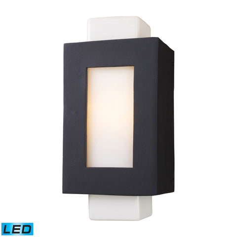 42196/1-LED Sundborn Outdoor Wall Light