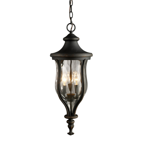 42254/3 Grand Aisle Outdoor Pendant