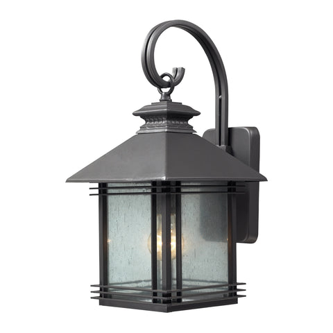42301/1 Blackwell Series Wall Light Graphite