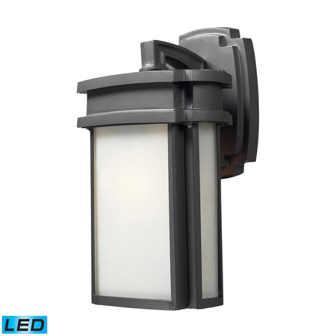 42340/1-LED Sedona Outdoor Wall Light