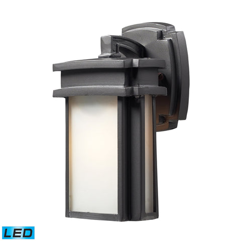 42346/1-LED Sedona 1 Light Outdoor Wall Sconce