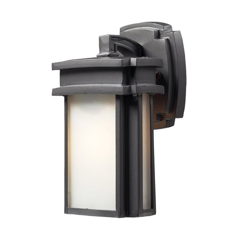 42346/1 Sedona 1 Light Outdoor Wall Sconce