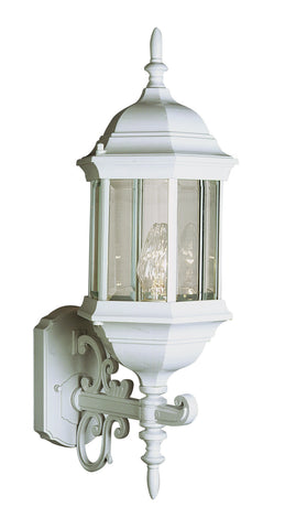 "4351 WH Alicante 26"" Outdoor Wall Light"