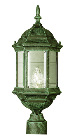 "4352 VG Alicante 23"" Outdoor Post Top Light"