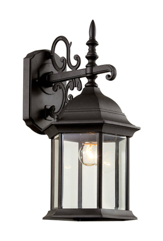 "4354 BK Alicante 19"" Wall Light"