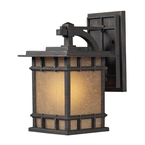 45010/1 Newlton Outdoor Wall Light
