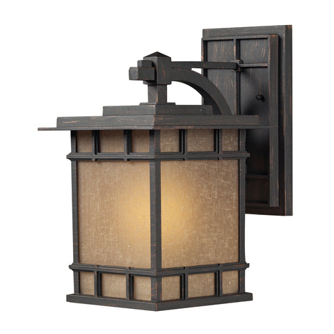 45011/1 Newlton Outdoor Wall Light