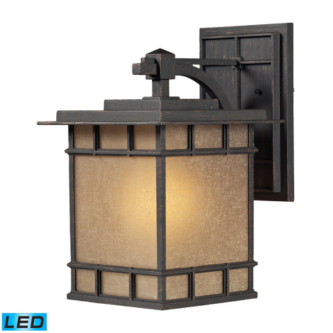 45012/1-LED Newlton Outdoor Wall Light