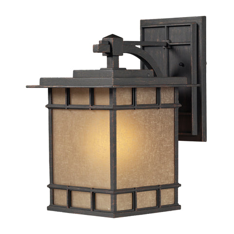 45012/1 Newlton Outdoor Wall Light