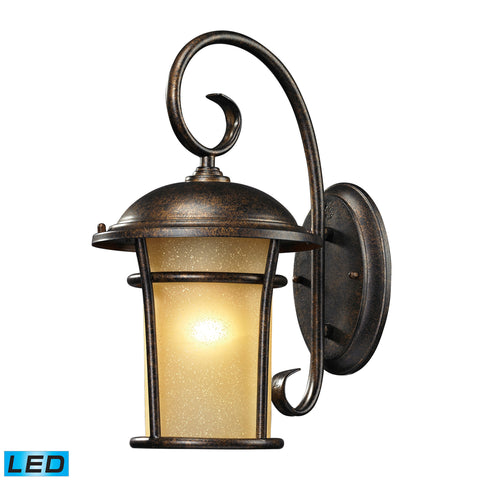 45036/1-LED Bolla Vista Outdoor Wall Light