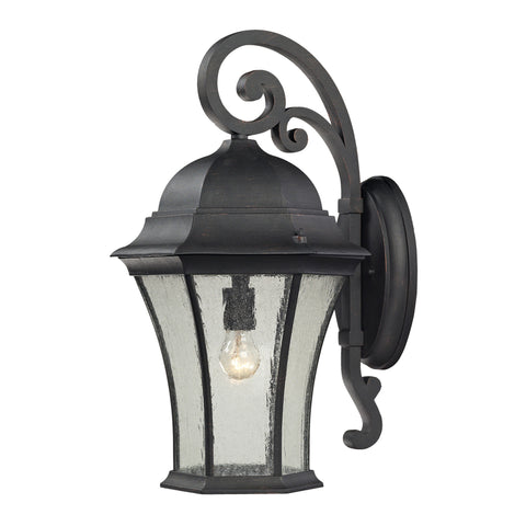 45052/1 Wellington Park Outdoor Wall Light