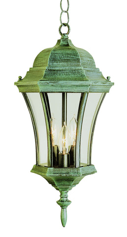 "4505 VG Summerville 19"" Outdoor Hanging Lamp"