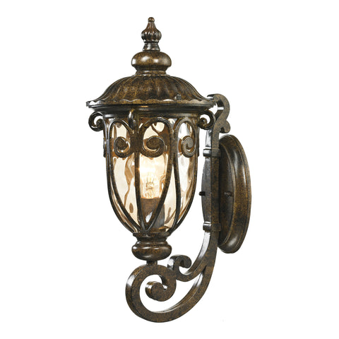 45070/1 Logansport Collection 1 Light Outdoor Sconce