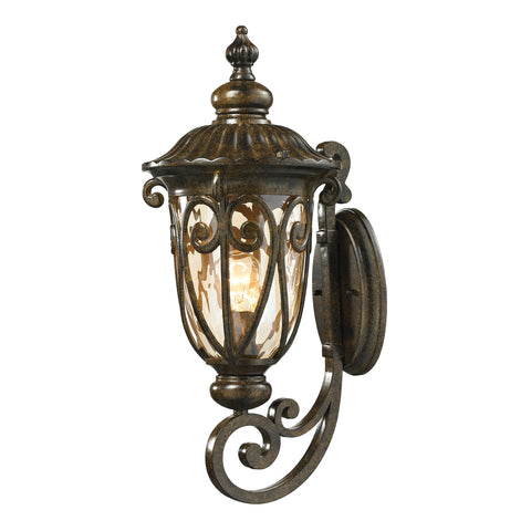 45071/1 Logansport Collection 1 Light Outdoor Sconce
